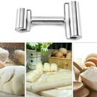 Stainless Steel Rolling Pin Pizza Dough Roller Kitchen Cooking Tools for Pasta