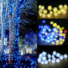 LED Lights Xmas Outdoor Fairy Lamps String Lights Indoor Outdoor Wedding Home UK