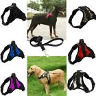 No Pull Adjustable Quality Nylon Harness Vest For Dog Sup Traction Pet Belt T3Q3