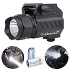 G02 LED Tactical stund Gun Flashlight 2Mode 15000LM Pistol Torch Light + Battery