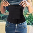 Yoga Slim Waist Trimmer Trainer Belt Weight Loss Burn Fat Body Shaper Gym Girdle