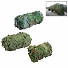 3m*4m /4m*5m Woodland Camouflage Net Cover Sun Protection Camo Camping Camo Net