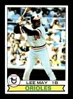 1979 TOPPS BASEBALL STARS, SUPERSTARS, ROOKIES, AND CHECKLIST 1 TO 417
