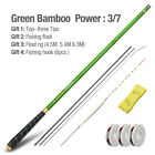 Внешний вид - Ultra Light Telescopic Fishing Rod Stream Carp Carbon Fiber Hand Pole 3.6M-7.2M
