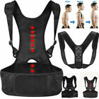 Kyпить Posture Corrector Support Magnetic Lumbar Back Shoulder Brace Belt for Women Men на еВаy.соm