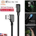 LED Fast Charging Lightning USB Charger Cable iPhone 11 Pro/XS Max/XR/X/8/7 Plus