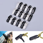 12X Awning Clamp Tarp Clips Snap Hangers Tent Camping Survival Tighten QP