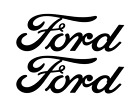Ford Decal, Vinyl Sticker, (buy 1 Get 2) Free Shipping