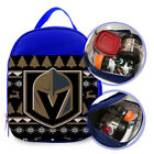 """Vegas Golden Knights 4 Custom Printed Lunch Bag For Kids Size 7""""L X 9""""H X 3""""W $25.0 USD on eBay"""