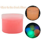 300ML Glow In The Dark DIY Slime Luminous Mud Scented Stress Relief Clay Toy US