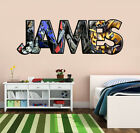 "Buy ""Transformers Personalized Name Custom Decal Wall Sticker Mural Graphic Bumblebee"" on EBAY"