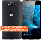 "MICROSOFT LUMIA 650 16gb Quad-Core Dual Sim 8mp 5.0"" Windows 10 Smartphone Lte"