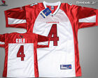 NFL Vtg Arizona Cardinals #4 Kevin Kolb Football Jersey Reebok Men Sz 50 NWT on eBay