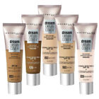 maybelline dream urban full coverage foundation spf 50 choose your shade
