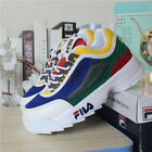 FILA Unisex Disruptor II 2 Sneakers Casual Athletic Running Trainers Sport Shoes <br/> ❤ BRAND NEW ❤Swept The world ❤ Womens Boys Girls Shoes❤