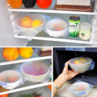 1/4x Creative Healthy Food Preservation Tray Kitchen Tool Storage Container Set