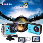Waterproof SJ8000 Ultra 4K HD 1080P WiFi 2.0Inch LCD Sports Action Mini DV Camer