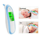 Adult Professional Digital Infrared Forehead Ear Baby Thermometer Memory Recall