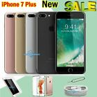 Unlocked Apple Iphone 7 Plus 32gb 128gb 256gb All Colours Mobile Smartphone New