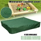 Sandpit Sandbox Cover Square With Drawstring Oxford Cloth Waterproof