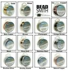 BeadSmith Craft Wire Non Tarnish Silver Plated Round Copper Wire  15 COLORS