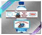 Thomas the Train ~ Water Bottle Labels ~ Birthday Party Baby Shower Supplies