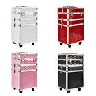 Vanity Makeup Beauty Cosmetic 3 In 1 Case Trolley Box Hairdressing Nail Storage