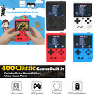 3in TFT Handheld Retro FC Game Console Built-in 400 Games 8 Bit Game Player