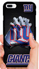 NEW YORK GIANTS NFL PHONE CASE FOR iPHONE XS MAX XR X 8 7 PLUS 6S PLUS 5C 5 SE 4 $16.88 USD on eBay