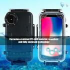 40m Waterproof Diving Swin 1M Shockproof Mobile Phone Case Cove For iPhone X/XS