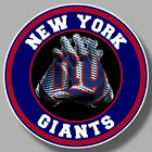 New York Giants Vinyl Sticker Decal 9 Different Size Car Windows NFL football $3.0 USD on eBay