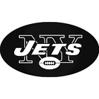 New York Jets NYC NFL Football Sticker Decal $9.99 USD on eBay