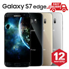 Samsung Galaxy S7 Edge 32gb Unlocked 4g Sim Android Mobile Phone Various Color