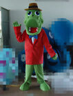 Halloween Crocodile Mascot Costume Suits Cosplay Party Clothing Carnival Adults