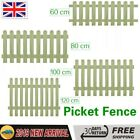 Strong Garden Picket Fence Picket Grass Lawn Borders Panel Edge Landscape Path