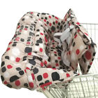 Shopping Cart Baby Seat Cover Restaurant High Chair Cover with Bag
