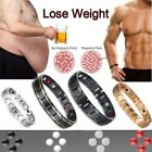 Health Weight Loss Magnetic Therapy Bracelet Energy Bio Couple Gift Anti-fatigue