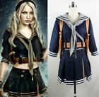 Sucker Punch Baby Doll Costume Emily Cosplay Party Uniform Sailor Skirt!TY