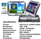 Panasonic Toughbook CF-19 All Models and Configurations
