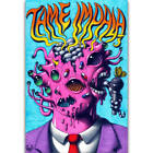 Y1105 Art Wall Poster Tame Impala Psychedelic Rock Music Band Tour