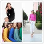 New Arrival Jcrew Cotton-Wool Teddie Sweater Pullover 19 Colors