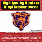 Chicago Bears Football Vinyl Car Bumper Window Sticker Decal $4.0 USD on eBay