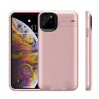 For iPhone 11 11 Pro Max 10000mAh Battery Power Case Bank Charger Backup Cover