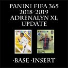 Panini FIFA 365 2018-2019 UPDATE Adrenalyn XL FOOTBALL SOCCER CARD CHOOSE PLAYER