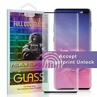 NOTE 10 / Plus Tempered Glass Screen Protector Case Friendly For Samsung Galaxy