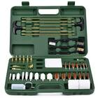 Universal Gun Cleaning Kit Solid Brass Jags & Slot Rifle Pistol Shotgun CleanerCleaning Supplies - 22700