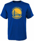 Toddler Golden State Warriors Royal Primary Logo Short Sleeve T Shirt on eBay