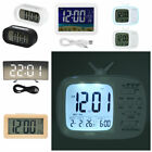 Large Color Screen Alarm Clock Intelligent LCD Sensitive Electronic Clock Gifts
