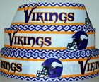"Grosgrain Ribbon 7/8"" & 1.5"" Football Minnesota Vikings Sport Team Printed. $1.09 USD on eBay"
