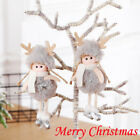Angel Doll Christmas Tree Pendants Accessories Toy Ornaments Home Decoration